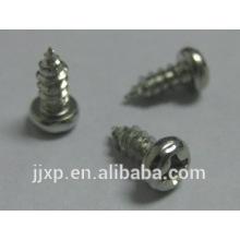 Vis en acier au carbone c1022 Vis à la machine galvanisée Petites vis machine