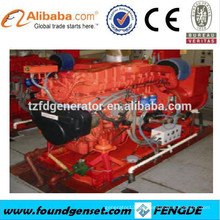 Motor marino Scania 450kw para generador diesel marino