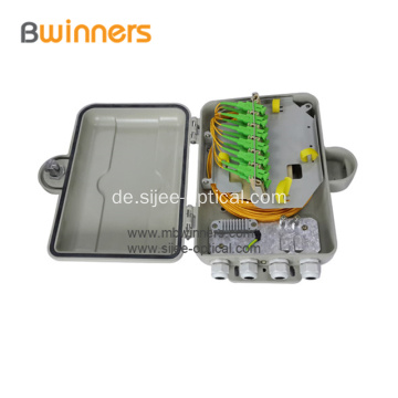 PLC Fiber Optic Splitter Termination Verteilerkasten