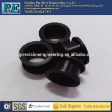 Специальная механическая обработка cnc небольшого колеса POM, пластмассовых деталей, автозапчастей