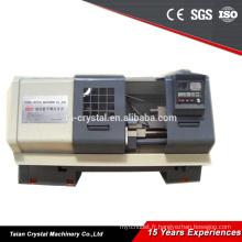 Machine d'enfilage de tuyau de tour de vis de QK1327 cnc