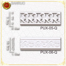 Decorative Polystyrene Cornice for Warmly Home