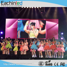 HD P3.91 Back Stage Nachtclub LED-Bildschirm / LED Videowand