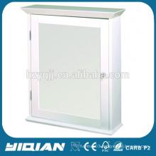 UK Style Medicine Storage Vanity White Mirror Bathroom Vanity