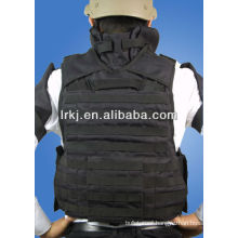 NIJ IV all protection aramid body armor