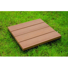 Interlocking WPC Outdoor Decking Tiles with CE Approved