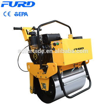 Furd Stepless changement de vitesse Mini Road Rollers Compactor FYL-D600 Furd Stepless changement de vitesse Mini Road Rollers Compactor FYL-D600