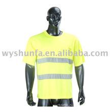Светоотражающие футболки / футболки