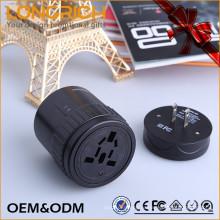 Модный пробный подарок на день рождения Портативный мультинациональный адаптер для путешествий с USB-зарядным устройством