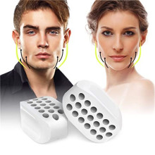 Jawline Shaper Facial Fitness Muscle Trainer للوجه