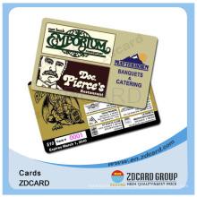 Карта предоплаты / счётная карточка