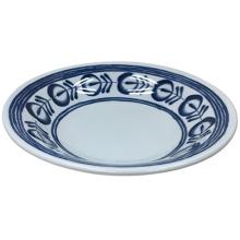 Melamine Modern Blue Style Tableware/Melamine Deep Plate (DC15722-10)