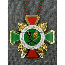 Medalla de fundición a presión de Hot Medallion de Alemania caliente