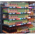 Display a LED Smart Shelf P1.5 SMD del supermercato