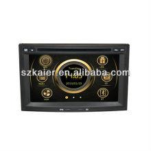 Lecteur mp4 voiture haute définition pour Peugeot 3008/5008 avec GPS / Bluetooth / Radio / SWC / Internet virtuel 6CD / 3G / ATV / iPod / DVR