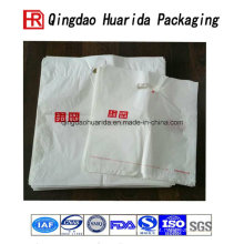 Personalize o saco de portador de compras de plástico laminado