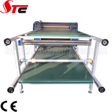 CE Approved Roller Type Sublimation Heat Printing Machine for Fabric
