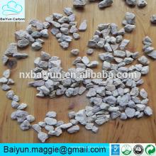 Ningxia baiyun fornece provisão natural de zeólita natural granular