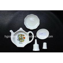 Feines Porzellan-Andenken-Einzelteil, keramisches Geschenk