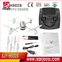 H502S hubsan x4 fpv 6axis pro quadcopter 5.8ghz transmitter 720P quadcopter
