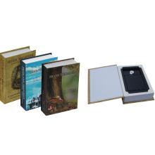 China Factory  Key Lock Large Size Secret Book Safe for Home