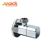 Hot-sell square angle valves in zinc metal for Mid-east