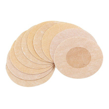 Adhesive fabric circle invisible disposable nipple cover