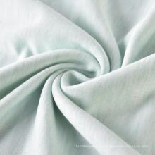 Мягкая трикотажная спортивная махровая ткань из 100% вискозы