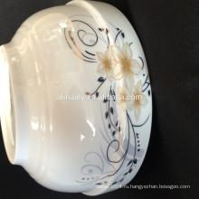Фарфоровая китайская миска фарфоровый суп чаша фарфоровая салатная чаша