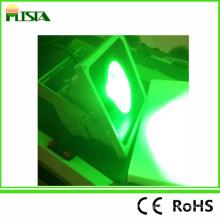 30Вт зеленый свет светодиодный прожектор пейзаж освещение/ Парк свет