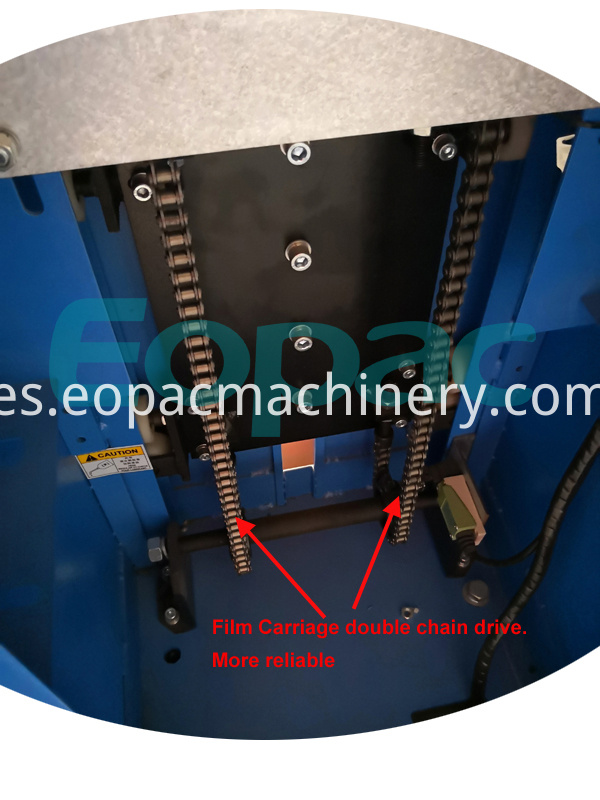 Stretch Film Pallet Packing Machine