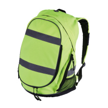 Backpack Rucksack in Flurescent Yellow One Size