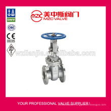 150LB CF8M Gate Valves Flanged Ends