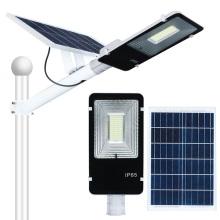 Réverbère mené solaire extérieur imperméable de 50W