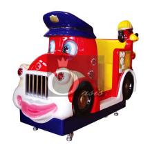 Kiddie Ride, coche de los niños (coche de bomberos)