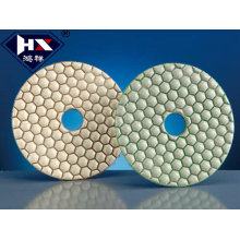 80-100mm Diamant Polierpads für Polieren