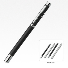 Werbe-Stift mit LED-Licht Laser Light Pointer Pen