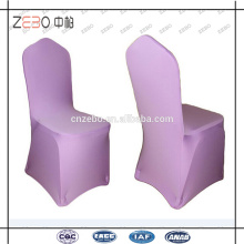 Hot Selling Le tissu de Spandex le moins cher et le plus pratique utilisé Banquet Chair Covers
