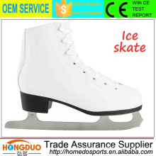 sapatos de skate de hockey de venda quente