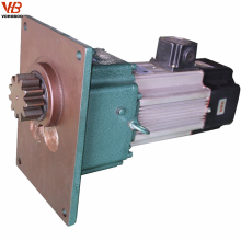 Motor de corriente alterna de la grúa de la inducción que viaja 7.5kw