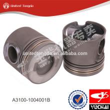 Поршень двигателя А3100-1004001Б для YC6A