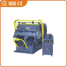 Die Cutting & Creasing Machine with CE (ML750-ML1100)