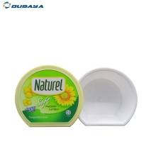 SGS FDA customized printed airtight butter cup containers