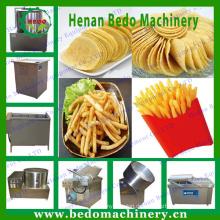 BEDO-Kartoffelchipssnäcke, die Maschine machen