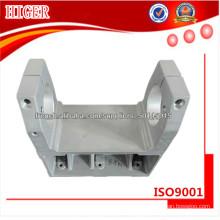 peça de máquina de fundição por gravidade de alumínio