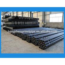 Tubo soldado de acero al carbono Q345