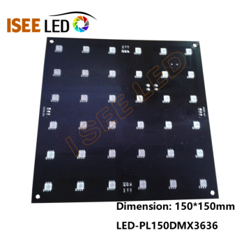 P25 150mm Piksel DMX RGB Led Panel
