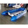 Barco de pesca de PVC inflável China 420