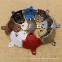 Förderung Metall Geschenke Flaschenöffner Custom Logo auf verschiedene Arten Flaschenöffner