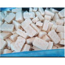 Замороженный молотый чеснок (блок); Замороженный чеснок